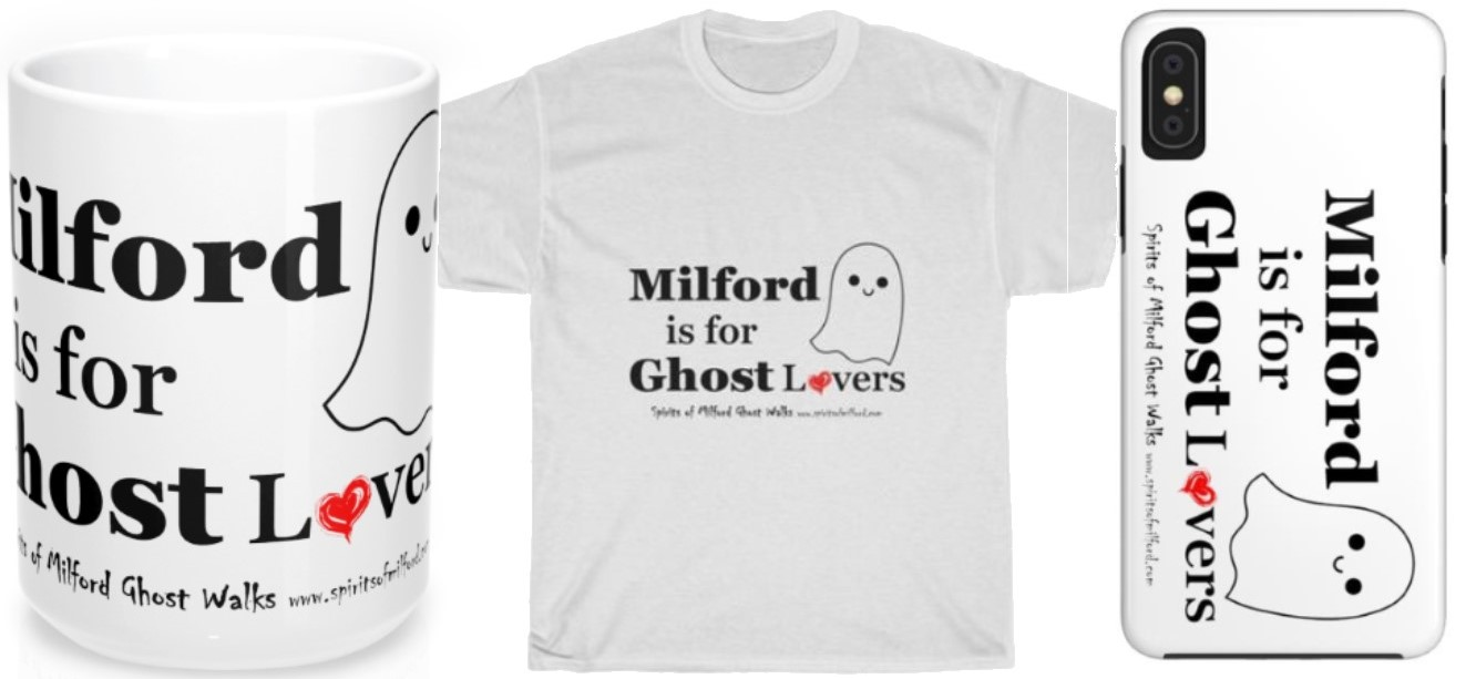 3 Milford is for Ghost Lovers